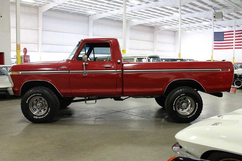 1977 ford f250 post mcg social myclassicgarage. Black Bedroom Furniture Sets. Home Design Ideas