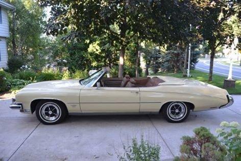 1973 Buick Centurion - YouTube