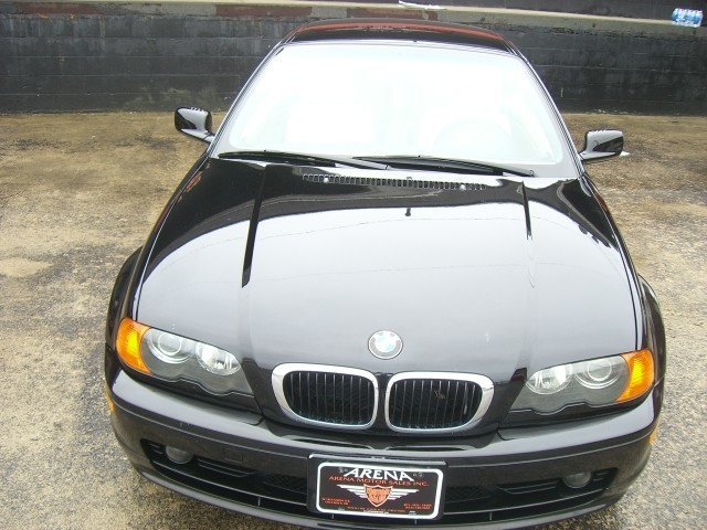 black 2000 bmw 323ci for sale mcg marketplace. Black Bedroom Furniture Sets. Home Design Ideas
