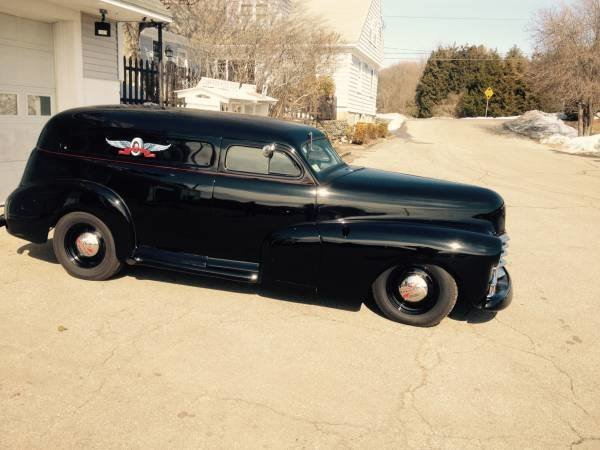 Chevy Dealers In Ma >> 1946 Chevrolet Sedan Delivery For Sale | MCG Marketplace