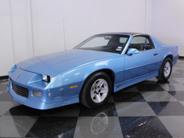 1989 Chevrolet Camaro Rs Post Mcg Social
