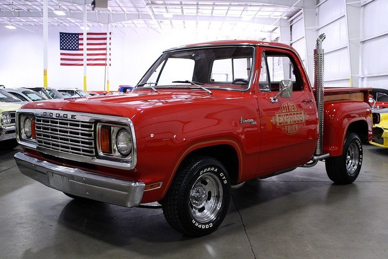 1978 dodge lil 39 red express post mcg social myclassicgarage. Cars Review. Best American Auto & Cars Review