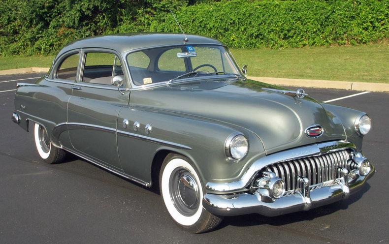 1952 buick special post mcg social myclassicgarage for 1952 buick special 2 door