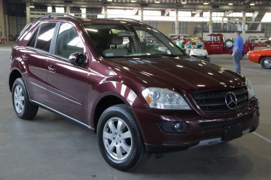 Maroon 2006 mercedes benz ml350 for sale mcg marketplace for 2006 mercedes benz ml350 for sale