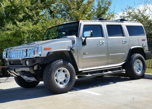 pewter 2003 hummer h2 for sale mcg marketplace. Black Bedroom Furniture Sets. Home Design Ideas