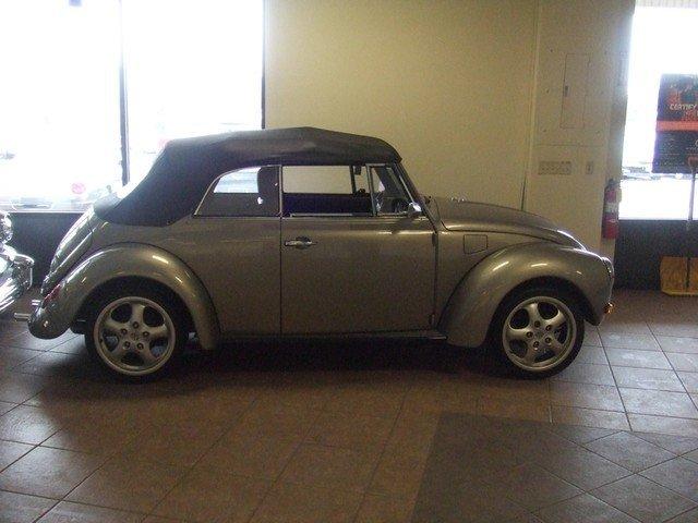 1972 Volkswagen Super Beetle Convertible For Sale