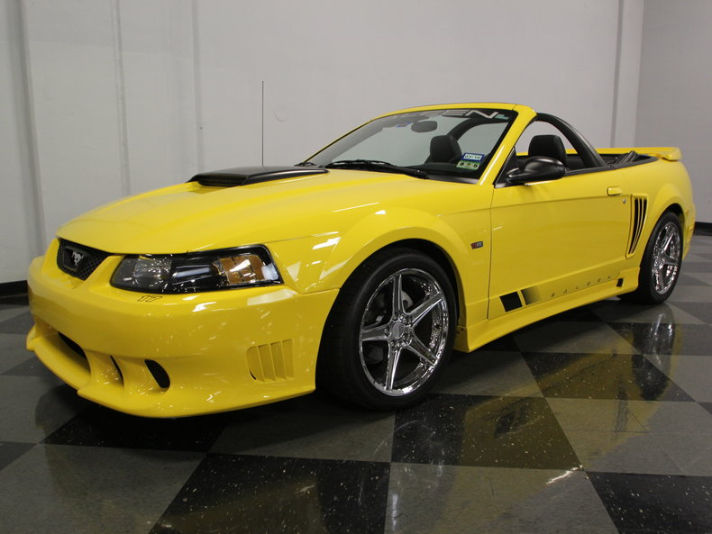 2004 ford mustang saleen s281 post mcg social myclassicgarage. Black Bedroom Furniture Sets. Home Design Ideas
