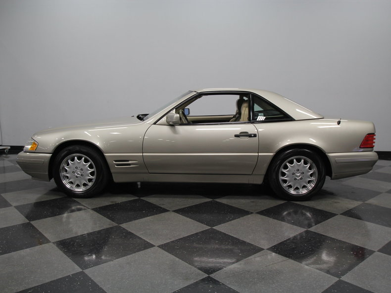 1998 mercedes benz sl500 post mcg social for 1998 mercedes benz sl500