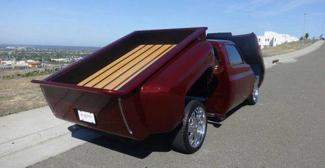1973 Chevrolet C10 Custom   Post - MCG Social ...