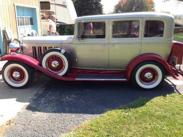 1932 Oldsmobile Special For Sale  MCG Marketplace