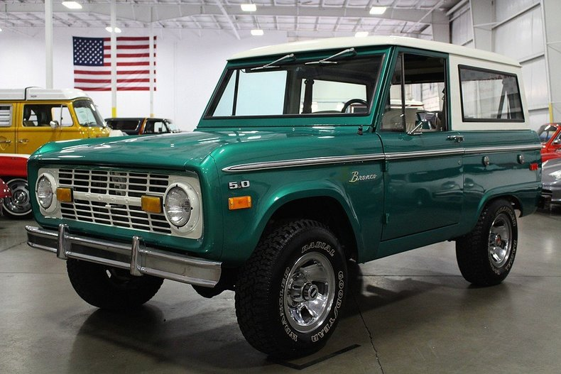 1972 Ford Bronco  Post  MCG Social  MyClassicGarage