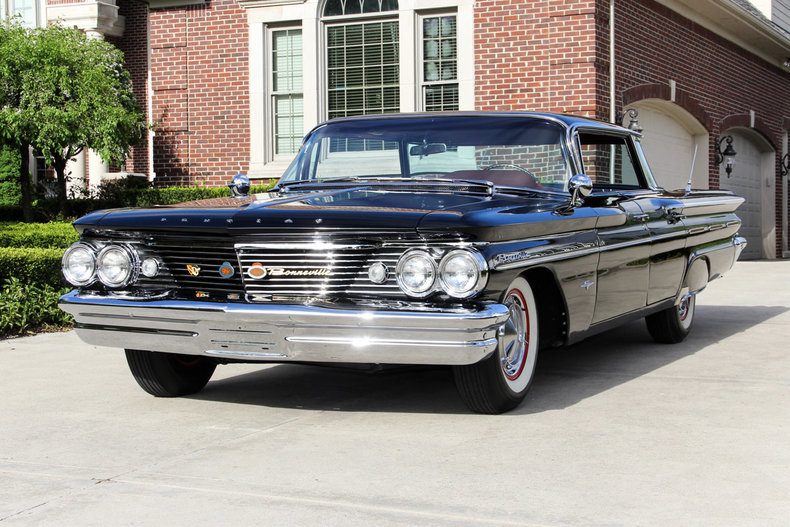 black 1960 pontiac bonneville for sale mcg marketplace