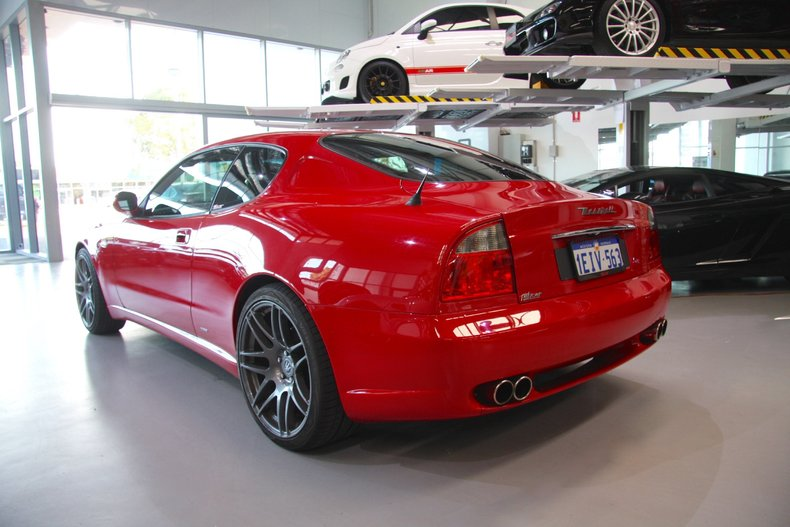 2004 Maserati 4200 Post Mcg Social Myclassicgarage