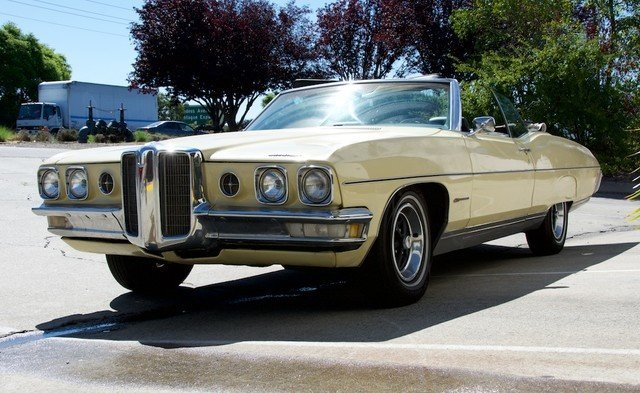 1970 pontiac bonneville post mcg social for Garage auto bonneville