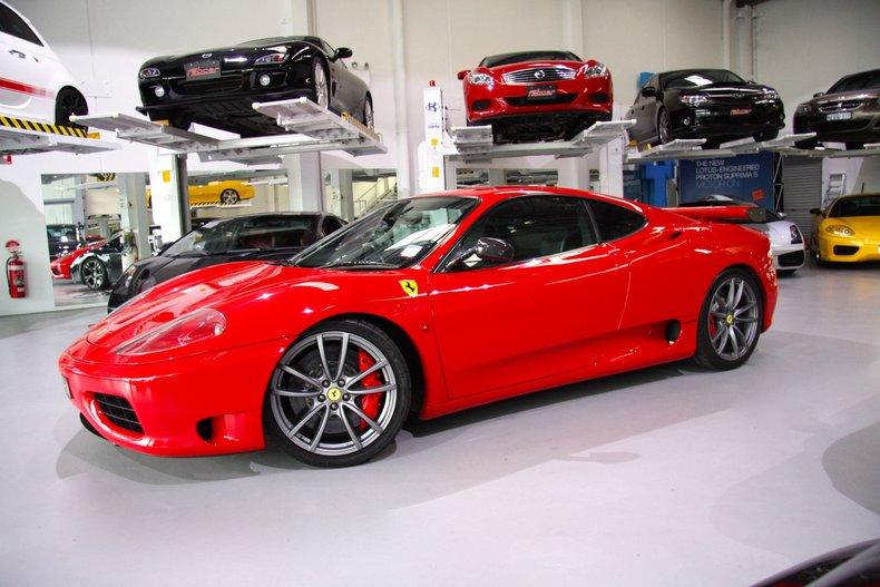 2005 Ferrari 360 Modena Post Mcg Social