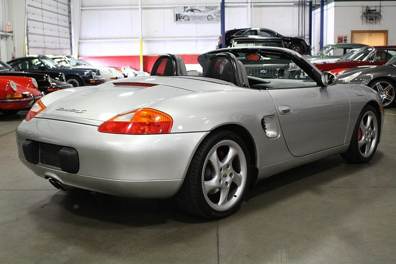 2001 porsche boxster s post mcg social myclassicgarage. Black Bedroom Furniture Sets. Home Design Ideas