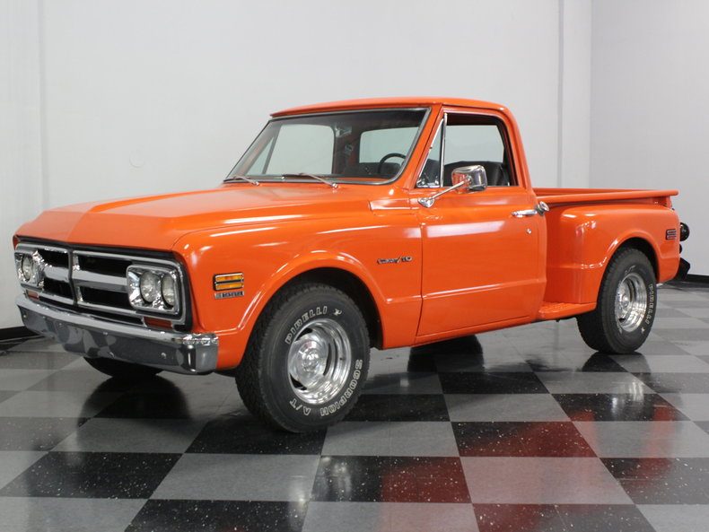 Hugger Orange 1970 Chevrolet C10 For Sale Mcg Marketplace