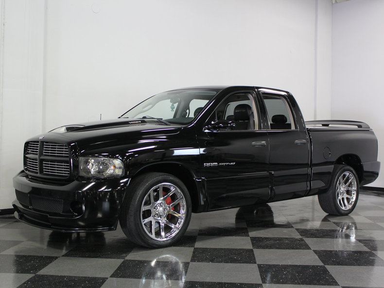 2005 dodge ram srt 10 for sale mcg marketplace. Black Bedroom Furniture Sets. Home Design Ideas