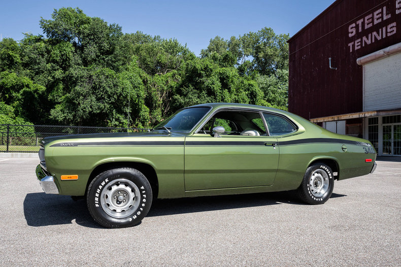 1972 plymouth duster post mcg social myclassicgarage. Black Bedroom Furniture Sets. Home Design Ideas