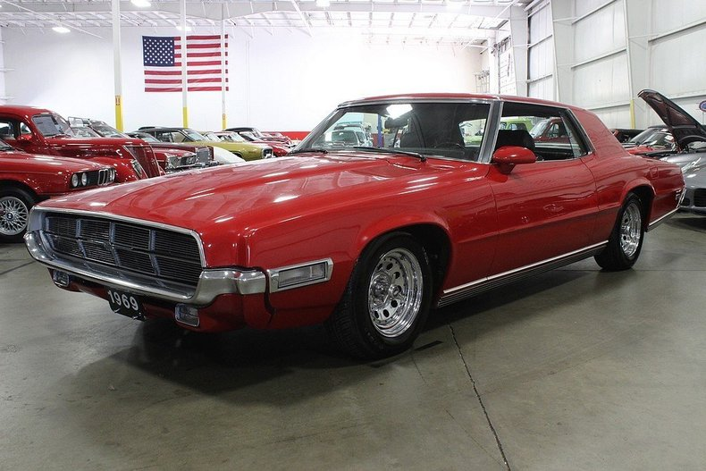 1969 Ford Thunderbird Post Mcg Social Myclassicgarage