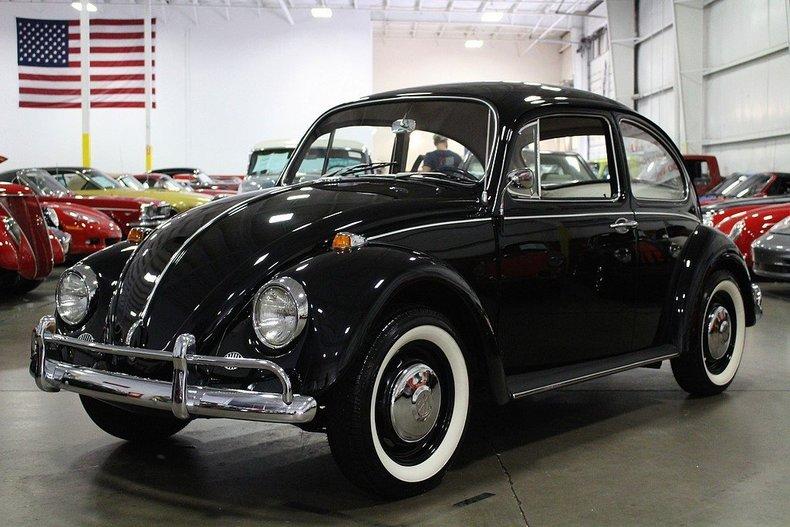 1967 Volkswagen Beetle Post Mcg Social Myclassicgarage