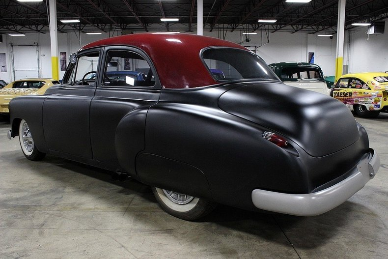 1950 chevrolet styleline deluxe post mcg social for 1950 chevy styleline deluxe 4 door sedan