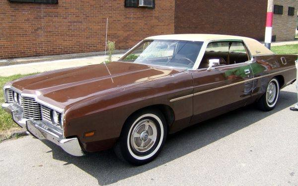 1972 ford galaxie 500 for sale mcg marketplace. Black Bedroom Furniture Sets. Home Design Ideas
