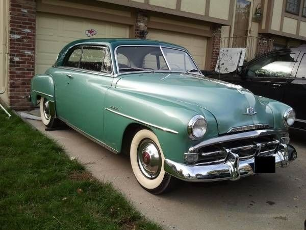 1951 plymouth belvedere for sale mcg marketplace for 1951 plymouth 2 door