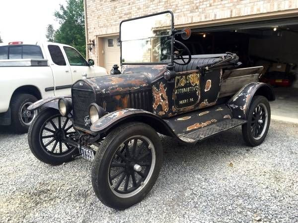 1918 Ford Model T Roadster For Sale | MCG Marketplace