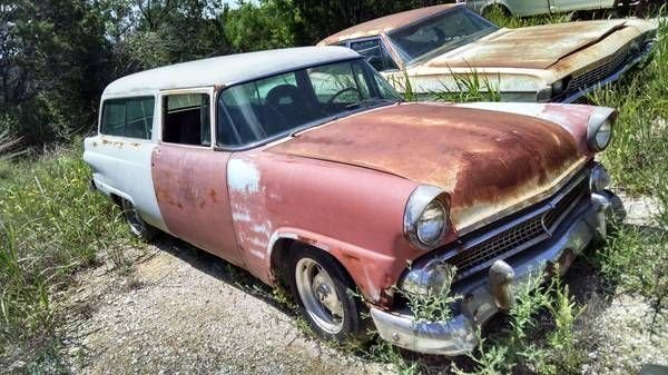 1955 ford ranch wagon for sale mcg marketplace for 1955 ford 2 door wagon