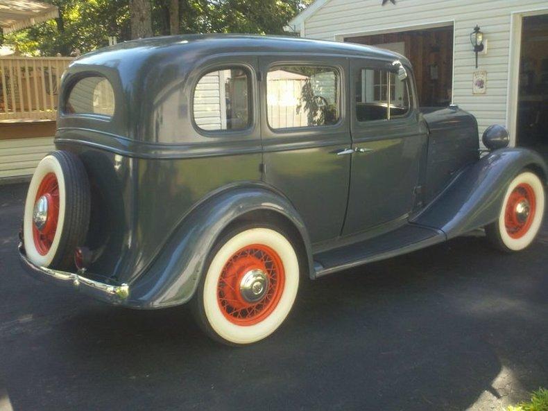 1935 chevrolet sedan post mcg social myclassicgarage for 1935 chevrolet 4 door sedan