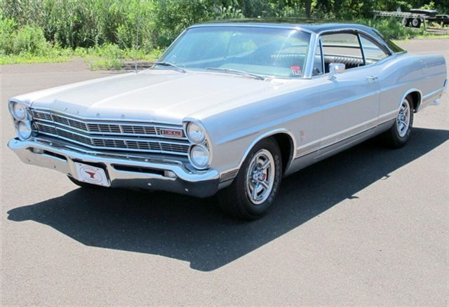 1967 ford galaxie 500 xl post mcg social myclassicgarage. Cars Review. Best American Auto & Cars Review
