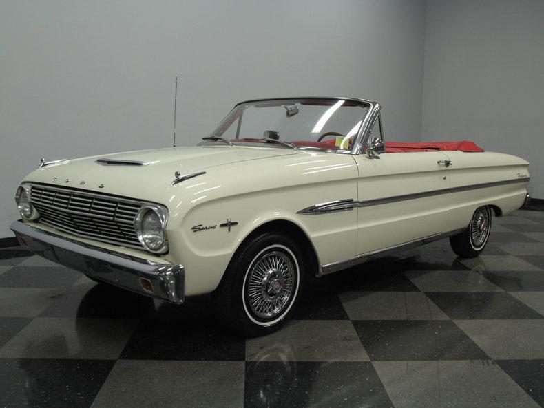 116335 1963 Ford Falcon Sprint