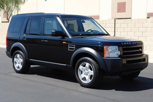 Black 2006 land rover lr3 safari for sale mcg marketplace for Garage land rover villeneuve d ascq