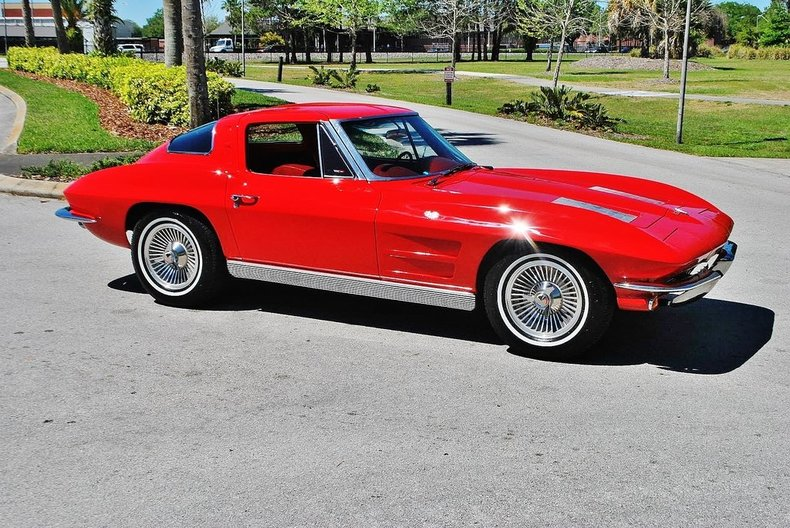 1963 chevrolet corvette split window post mcg social for 1967 split window corvette