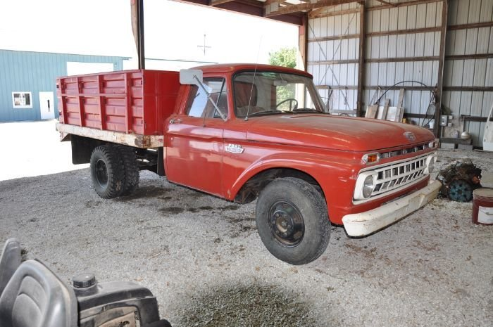1964 Ford F350 For Sale Mcg Marketplace