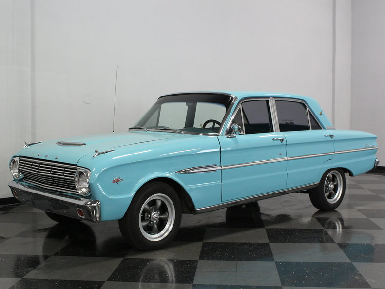 1963 Ford Falcon Post Mcg Social Myclassicgarage