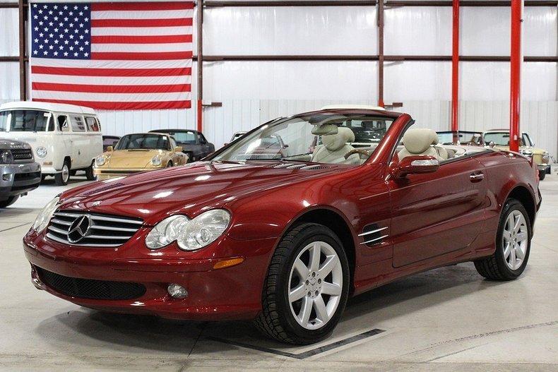 2005 mercedes benz sl500 post mcg social for 2005 mercedes benz sl500
