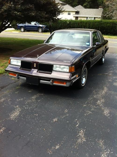 1987 oldsmobile cutlass salon for sale mcg marketplace