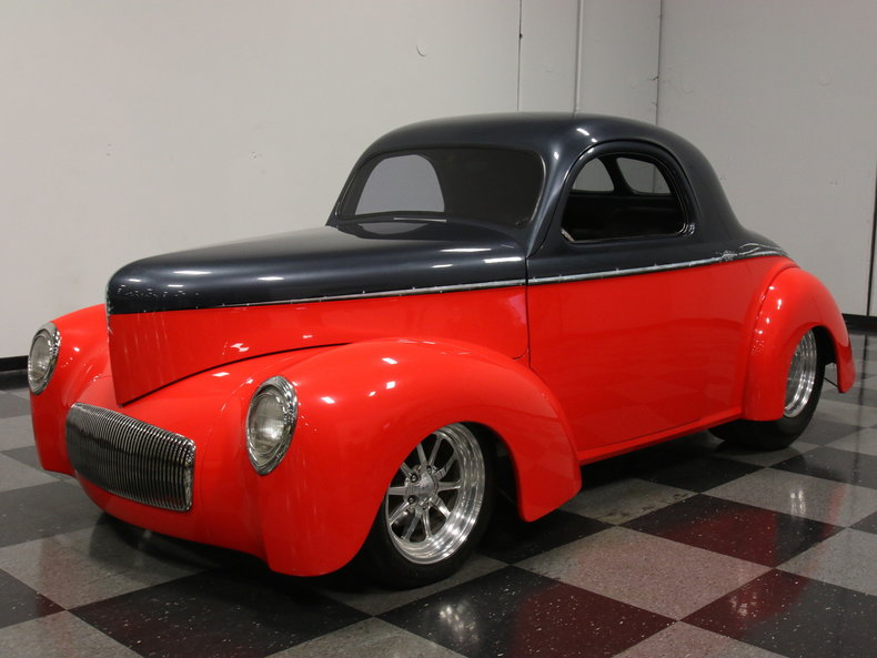 1940 Willys Coupe Post Mcg Social Myclassicgarage