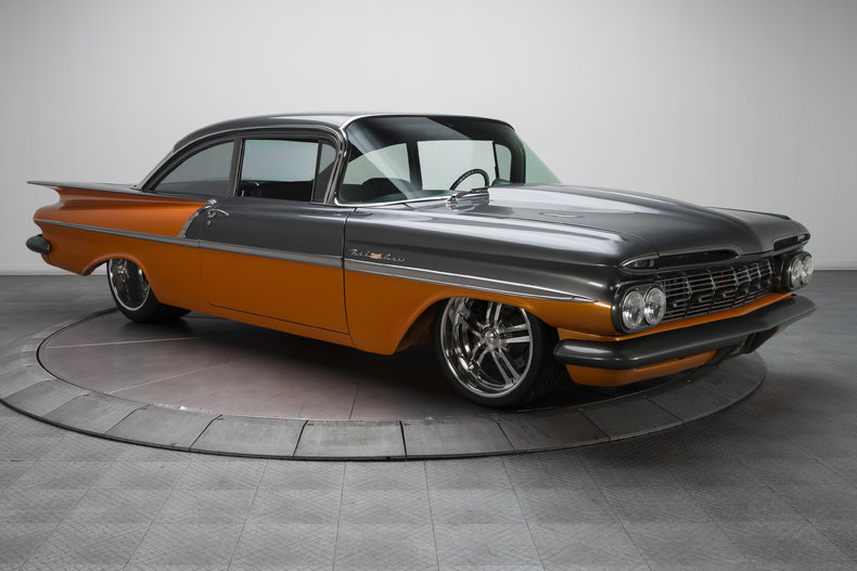1959 Chevrolet Bel Air | Post - MCG Social™ | MyClassicGarage™