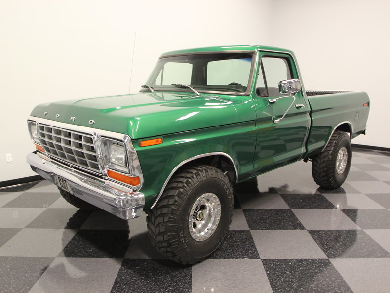 Green 1979 ford f100 for sale mcg marketplace 2657851775f2101belowres publicscrutiny Gallery