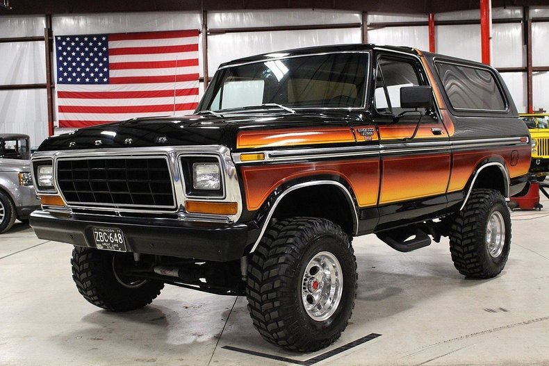 1979 Ford Bronco Post Mcg Social Myclassicgarage