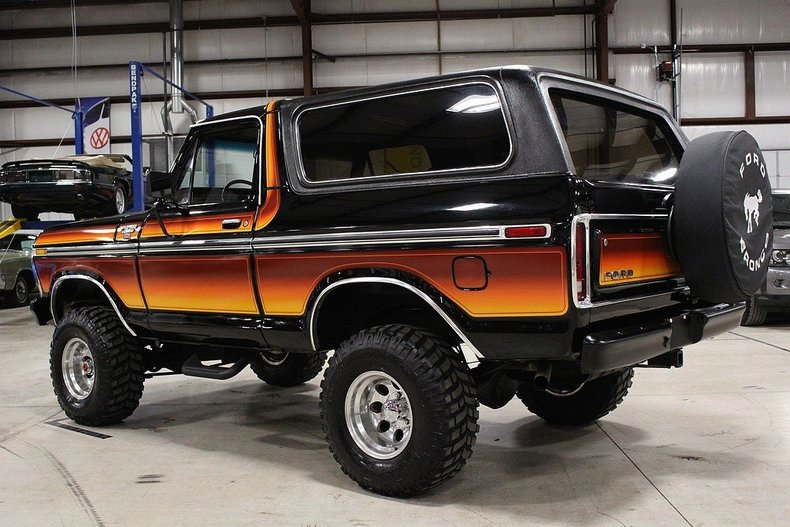 1979 ford bronco post mcg social myclassicgarage. Cars Review. Best American Auto & Cars Review