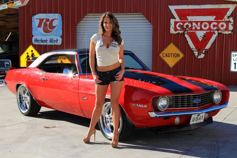 1969 Chevrolet Camaro For Sale Mcg Marketplace