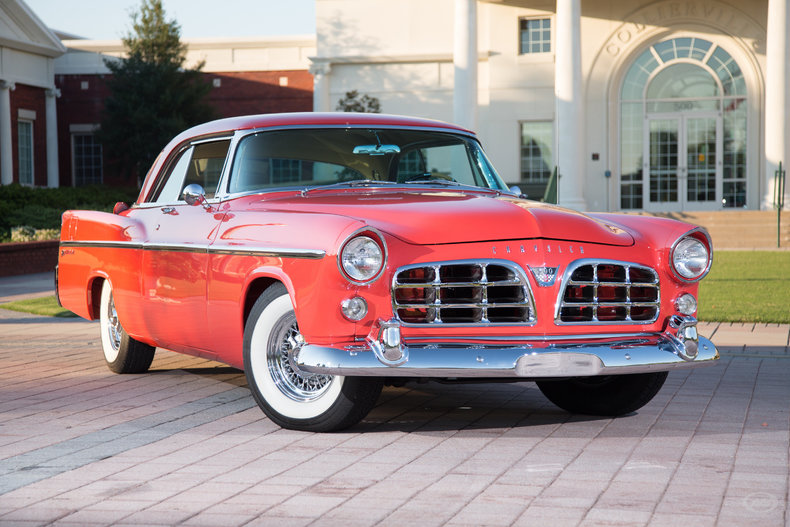 Geranium Red 1956 Chrysler 300 B For Sale  MCG Marketplace
