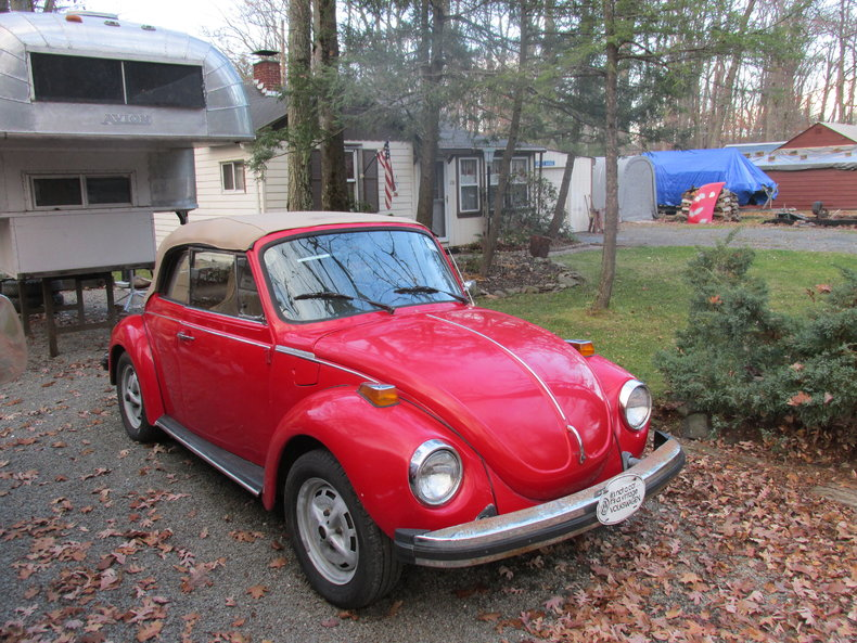 Volkswagen beetle post mcg social myclassicgarage for Garage volkswagen 95