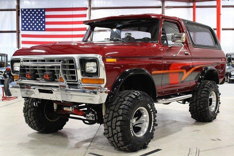 1979 Ford Bronco Post Mcg Social Myclassicgarage