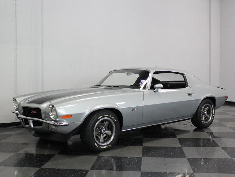 My Chevrolet Com Learn >> Cortez Silver 1970 Chevrolet Camaro Z28 For Sale   MCG Marketplace