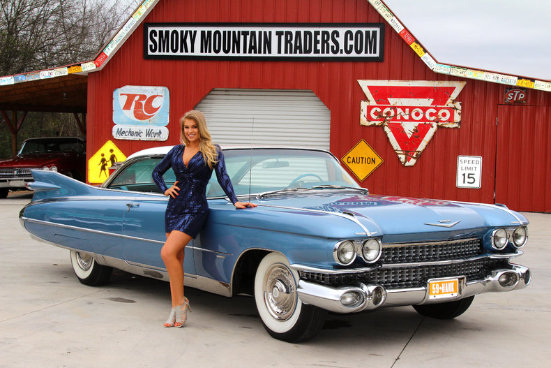 1959 Cadillac Series 62 For Sale Mcg Marketplace